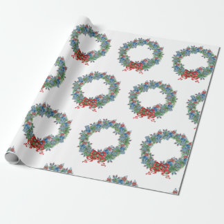 2021 Christmas Ginger Jar  Wrapping Paper