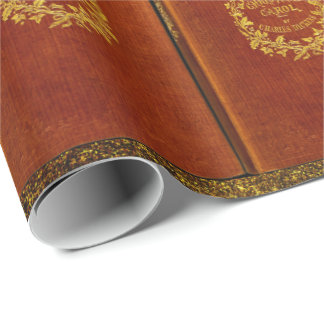 A Christmas Carol Wrapping Paper