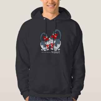 All I want for Christmas is You. Hoodie