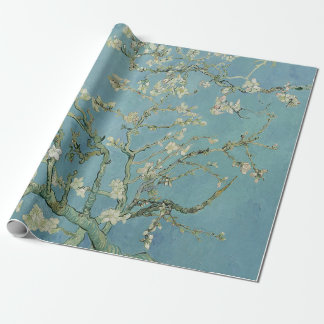 Almond Blossom by Vincent Van Gogh Wrapping Paper