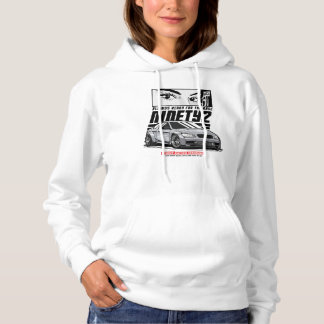 Always Ready for the Race Hoodie