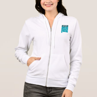Animal Protection New Mexico - Zipped Hoodie
