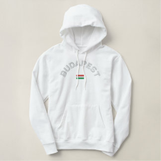 Budapest pullover hoodie