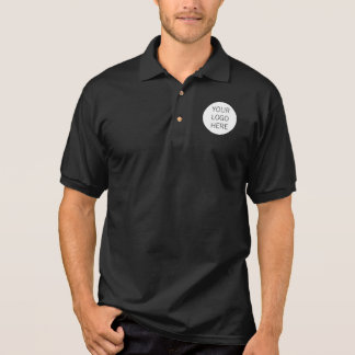 Business Polos Add Your Logo Template