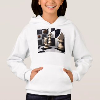 Chess Style Hoodie