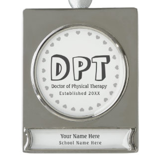 Classic Doctor of Physical Therapy Ornament