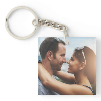 Couple in Love Keychain