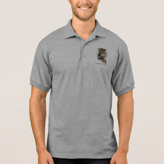 Custom Logo Squirrel for Business or Personal Polo Shirt
