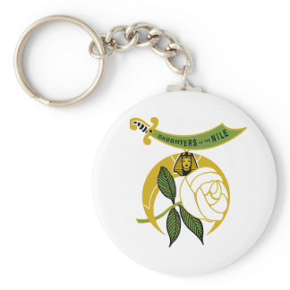 Daughters of the Nile Keychain