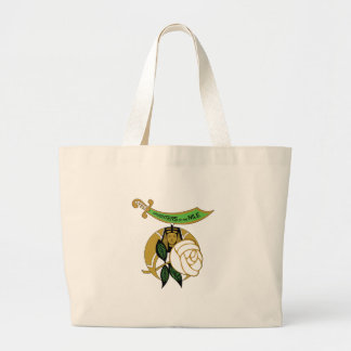 Daughters of the Nile Large Tote Bag