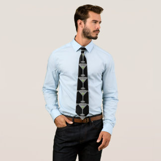 Dirty Olive Martini Thunder_Cove Neck Tie