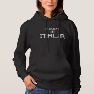 Distressed Firenze Italia (Florence Italy) Hoodie