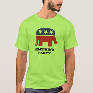 Elephino party T-Shirt