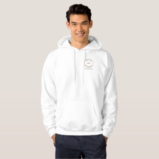 Employee Name Business Logo Front Back Hoodie