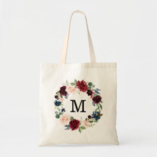 Enchanted Floral | Personalized Tote Bag