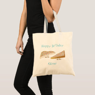 Fairy Bread characters   Basic Tote