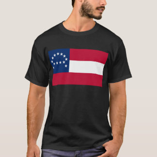 Flag of the Confederate Army of Northern Virginia T-Shirt