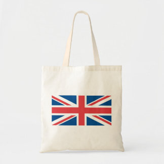 Flag of United Kingdom of The Great Britain Tote Bag