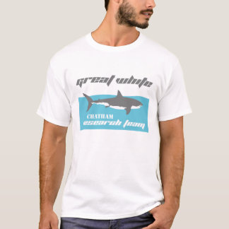Great White Shark Research Team Chatham T-Shirt