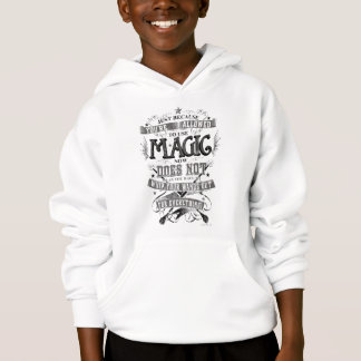 Harry Potter Spell | Just Because You're Allowed Hoodie