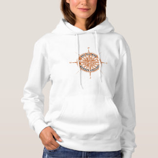 Hiking Mountain Not All Who Wander Are Lost Hoodie