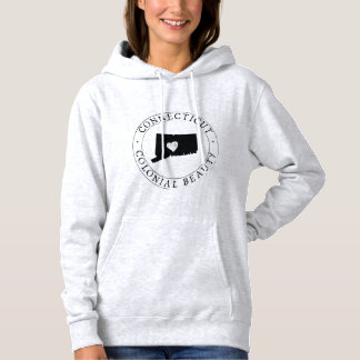 Hoodie CONNECTICUT State