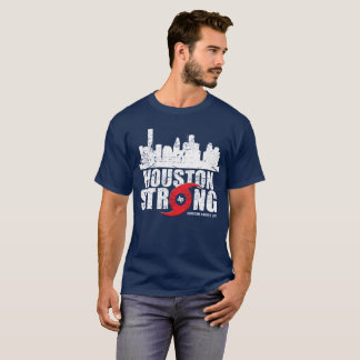 Houston Strong City Scape T-Shirt