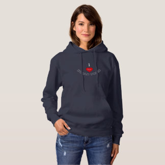 I For World Peace Women's Hoodie 2