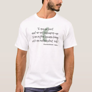 Jane Eyre Quote II T-Shirt