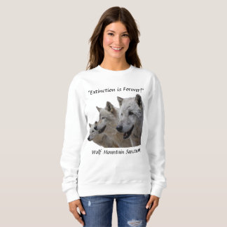 **LIMITED EDITION** ~ Extinction is Forever Sweatshirt