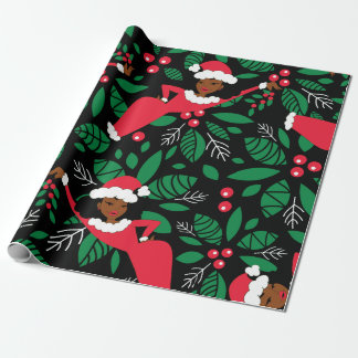 Meet Me Under the Mistletoe Wrapping Paper