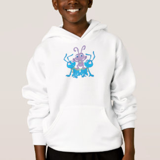 Multiple Characters from A Bug's Life Disney Hoodie