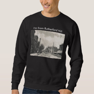 Park Ave., Rutherford, New Jersey Vintage Sweatshirt
