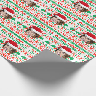 Pelosi: All I want for Christmas is Impeachment Wrapping Paper