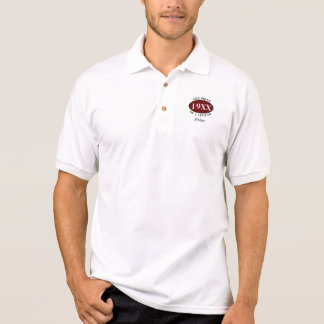 Personalized 70th Birthday Birth Of A Legend White Polo Shirt