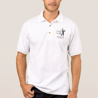 Personalized CHRISTIAN GOLFER Swing Unto The Lord Polo Shirt
