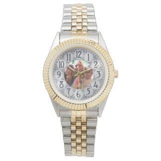 Personalized PHOTO WATCH - Many Styles and Colors