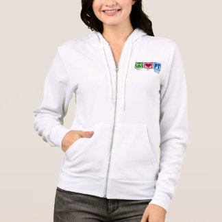 Physical Therapist PT Women's Hoodie