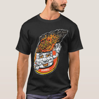 Plumey the Chemical Fire T-Shirt