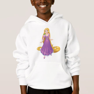 Rapunzel And Pascal Hoodie