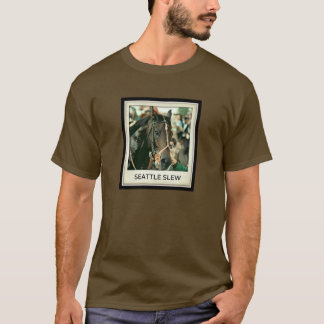 Seattle Slew Thoroughbred 1978 T-Shirt