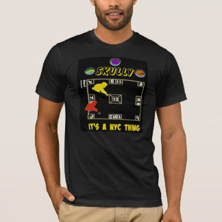 SKULLY ~ IT'S A NYC THING T-Shirt