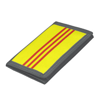 South Vietnamese Previous National Flag Trifold Wallet