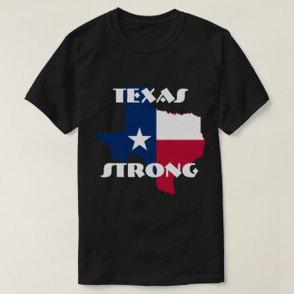 """State of Texas """"Texas Strong"""" T-Shirt"""