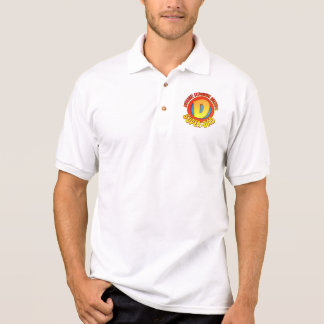 Super Dad Father's Day Polo Shirt