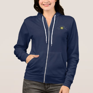The Conch Republic Flag Hoodie