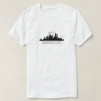 The Lights Went Out In New York City... T-Shirt