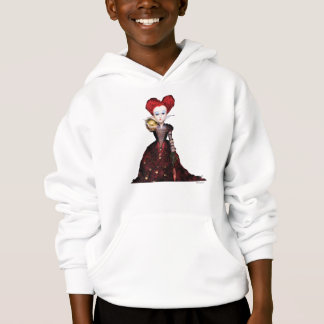 The Red Queen | Don't be Late Hoodie