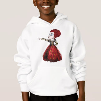 The Red Queen | Off with his Head 2 Hoodie