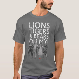 The Wizard Of Oz™ | Lions Tigers & Bears Oh My! T-Shirt